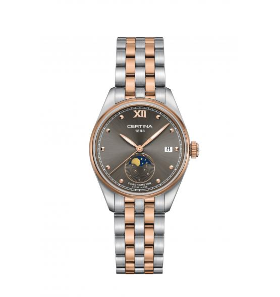 CERTINA DS-8 LADY MOON PHASE  C033.257.22.088.00