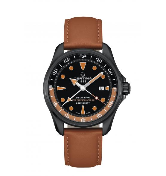 CERTINA DS ACTION GMT POWERMATIC 80 - C032.429.36.051.00