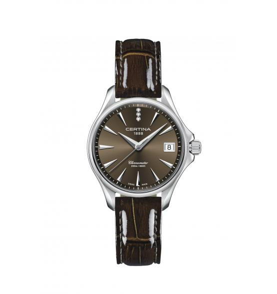 CERTINA DS ACTION LADY DIAMONDS C032.051.16.296.00