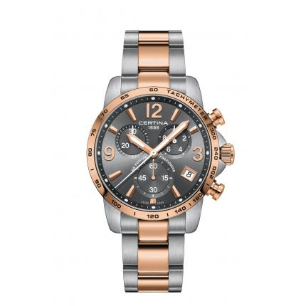 CERTINA DS PODIUM CHRONOGRAPH 1/10 SEC C034.417.22.087.00