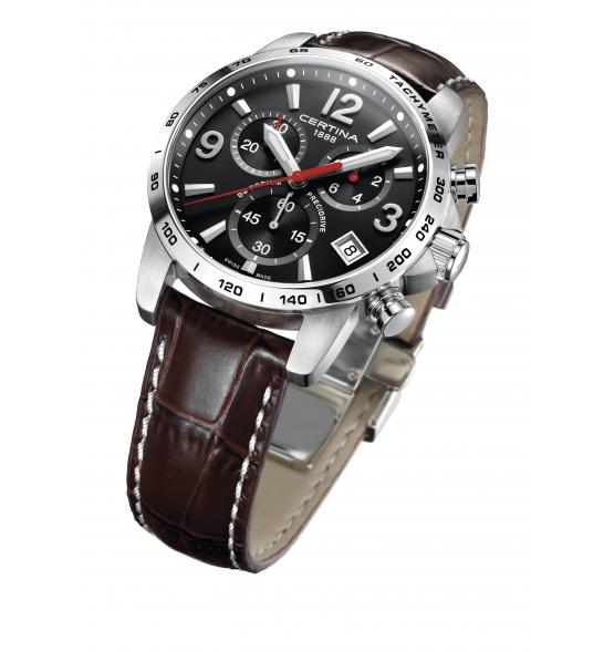 CERTINA DS PODIUM CHRONOGRAPH 1/10 SEC C034.417.16.057.00