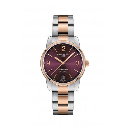 CERTINA DS PODIUM LADY 33MM C034.210.44.037.00