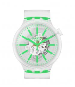 SWATCH BIG BOLD GREENINJELLY SO27E104