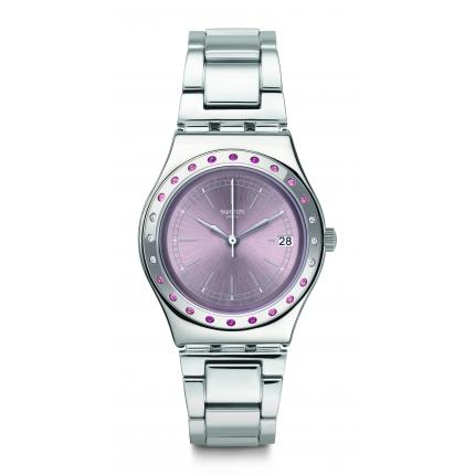SWATCH IRONY MEDIUM PINKAROUND YLS455G
