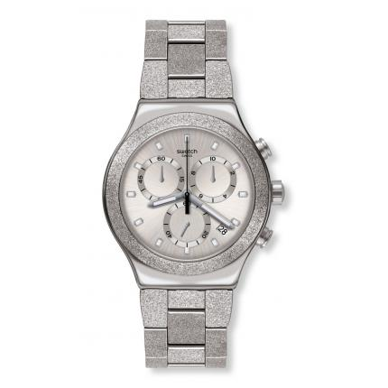 SWATCH IRONY SILVER EXPLOSION YVS472G