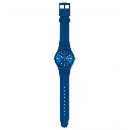 SWATCH NEW GENT BRICABLUE SUON711