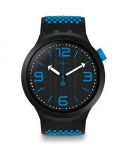 SWATCH ORIGINALS BIG BOLD BBBLUE SO27B101