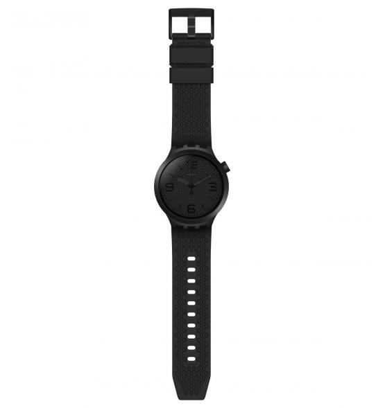 SWATCH BIG BOLD BBBLACK SO27B100