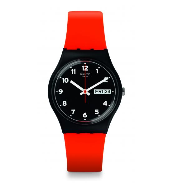 SWATCH GENT RED GRIN GB754