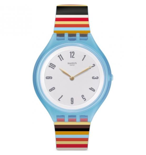 SWATCH SKIN BIG SKINSTRIPES SVUL100