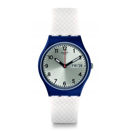 SWATCH GENT WHITE DELIGHT GN720